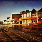 Asbury in the Morning by Debra Fedchin