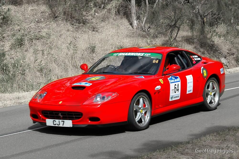 Ferrari 575M Maranello by Geoffrey Higges