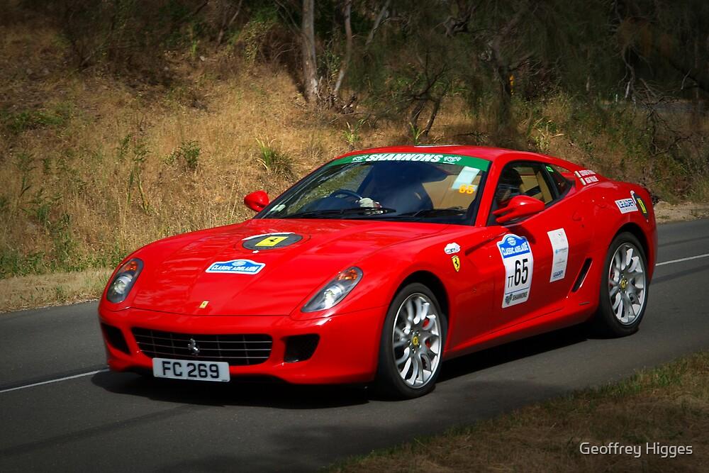 Ferrari 599 F1 by Geoffrey Higges