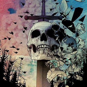 Fear cuts deeper than Swords by FalcaoLucas