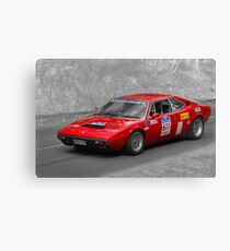 Ferrari 308 GT4 Duo Canvas Print