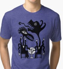 Cafe Culture Tri-blend T-Shirt