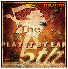 """Album Cover - """"The Fifth"""" - (Play It By Ear) by Simon Groves"""