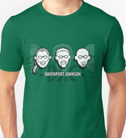 Davenport Johnson website FACES  T-Shirt
