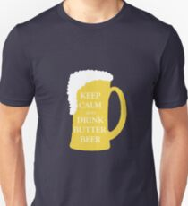 Keep Calm and Drink Butterbeer T-Shirt