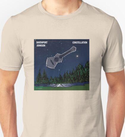 "Davenport Johnson ""Constellation"" Cover T-shirt T-Shirt"
