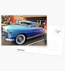 Hudson Sled HDR Postcards