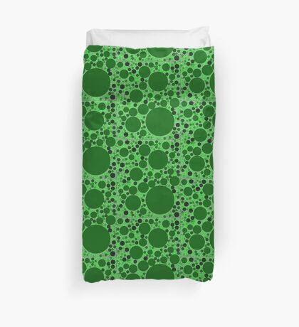 Random Tiling Greener Duvet Cover