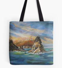 Colombretes Island III Tote Bag