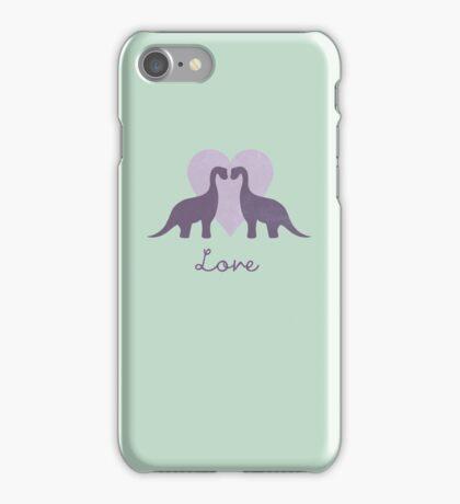 Prehistoric Love iPhone Case/Skin