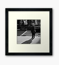 the profet Framed Print
