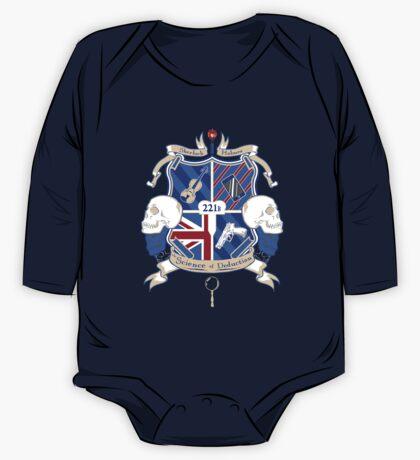 Sherlock's School of Deduction Kids Clothes