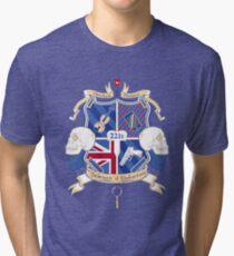 Sherlock's School of Deduction Tri-blend T-Shirt