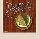 """Davenport Johnson """"SQUINCH"""" Cover T-Shirt by Dave-id"""