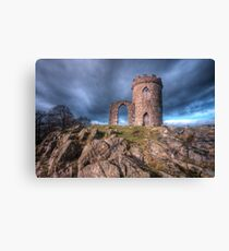 Old John Mug Tower 3.0 Canvas Print