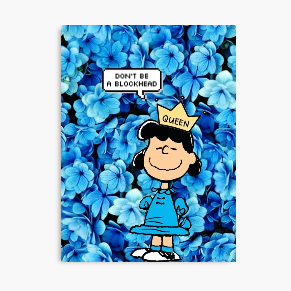 e9e55f9c3b Lucy Peanuts Queen Edit
