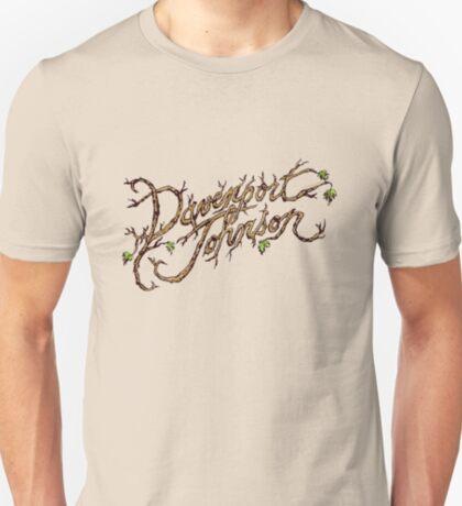 Davenport Johnson Vine LOGO T-Shirt T-Shirt
