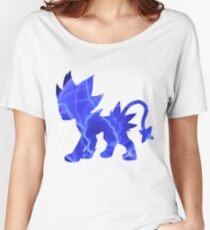 Luxray used discharge Women's Relaxed Fit T-Shirt