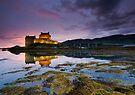 Scotland : Afterglow by Angie Latham