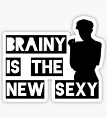 Brainy Sticker