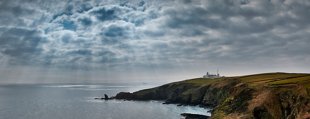 Lizard Point Lighthouse by Neal Petts