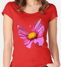 Vivillon used aromatherapy Women's Fitted Scoop T-Shirt