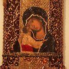 Grecian Icon. by Ian A. Hawkins