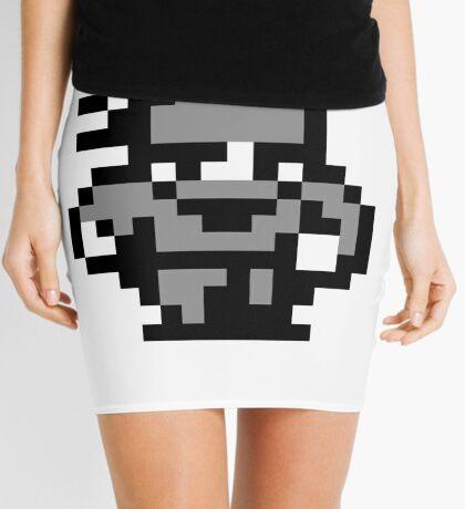 8-Bit Ninja Mini Skirt