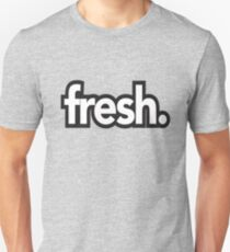 Fresh Slim Fit T-Shirt