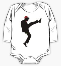 The [11th] Doctor of Silly Walks One Piece - Long Sleeve