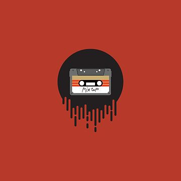 Mix Tape Cassette by popcollective
