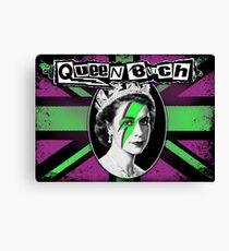 Queen Bitch Canvas Print