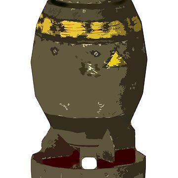 Mini Nuke by fuzzyscene