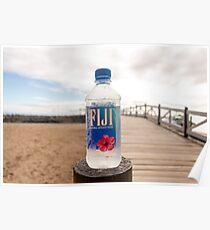 Fiji Water Poster