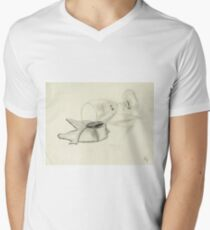 Spill 2 Men's V-Neck T-Shirt