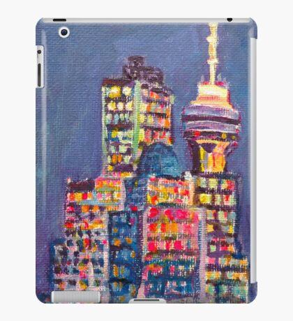 Vancouver Harbour iPad Case/Skin