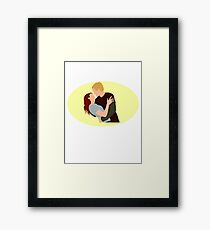 Dr. Horrible's Dream Dance Framed Print