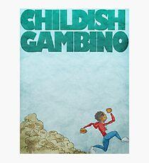 Childish Gambino Photographic Print