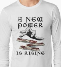Bacon - A New Power is Rising in the Feast T-Shirt