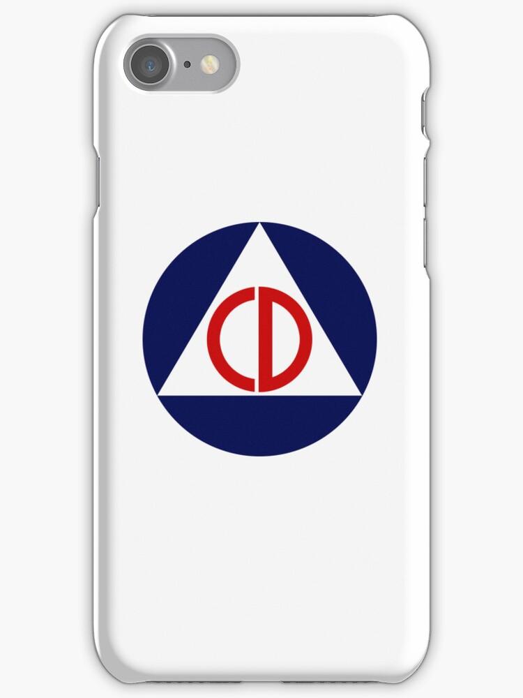Civil Defense Emblem by ubiquitoid