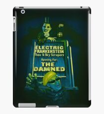 The Damned Poster iPad Case/Skin
