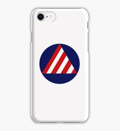 Civil Defense Air Warden iPhone Case/Skin