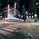 Radio City NY by Chris Muscat