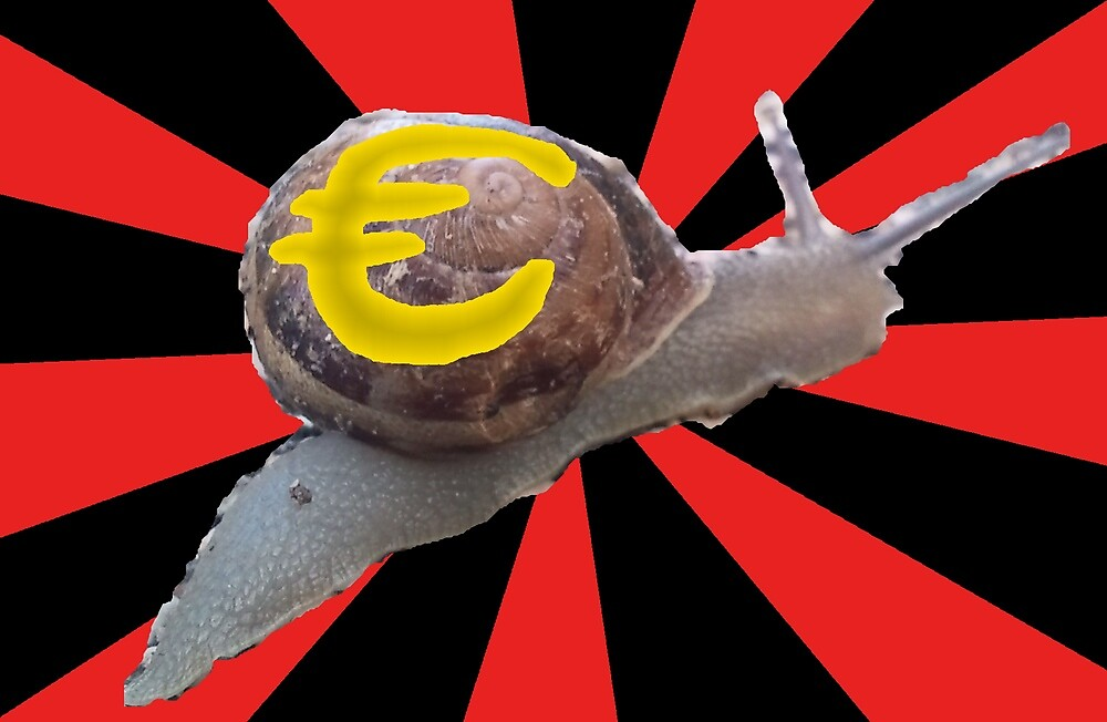 EU recovery moving along at a snail's pace by Binary-Options