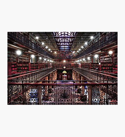 Mortlock Library Photographic Print