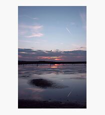 Salthouse Marshes Photographic Print