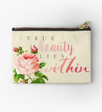 If he could learn to love another ... Studio Pouch