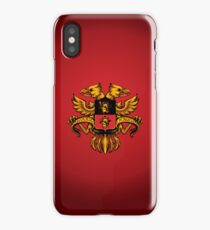 Crest de Chocobo iPhone Case/Skin