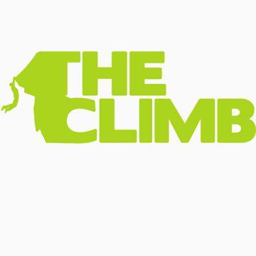 The Climb 1 by gregbukovatz