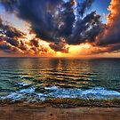 the sunset royal, Tel Aviv by Ronsho